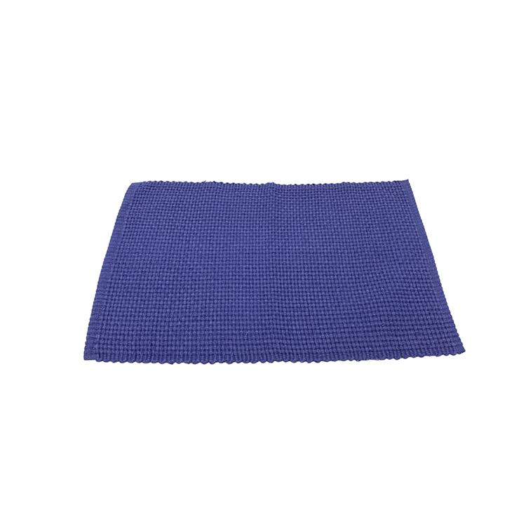 Homespun Placemat-French Blue