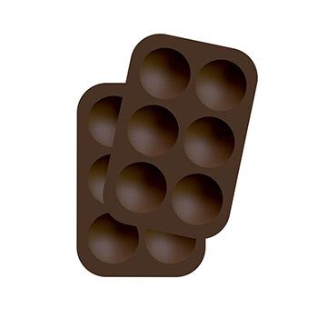 Hot Cocoa Bomb Molds - HI-43906
