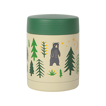 Insulated Food Jar-Wild & Free