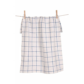 Windowpane Kitchen Towel (3 colors)