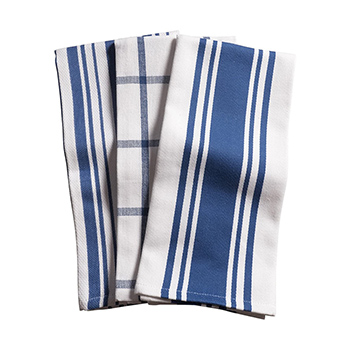 Pantry Towels-Blue