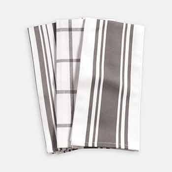 Pantry Towels-Pewter - KAF-KT40075