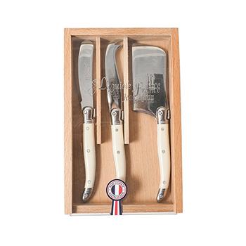 Laguiole Cheese Knife Set  - KTF-7900-3300