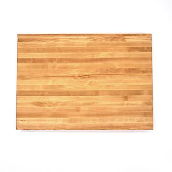 Birch Edge Grain Block-Large