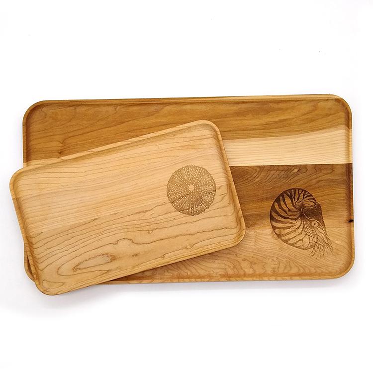 Maple Appetizer Set-Nautilus and Sea Urchin
