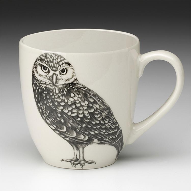 Laura Zindel Mug-Burrowing Owl