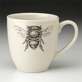 Laura Zindel Mug-Honey Bee