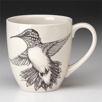 Laura Zindel Mug-Hummingbird #1
