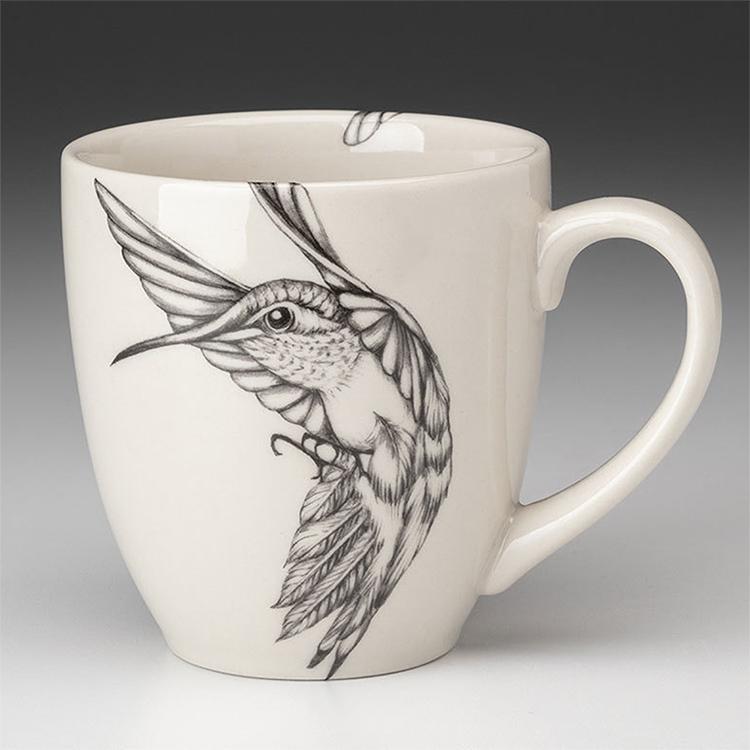 Laura Zindel Mug-Hummingbird #3