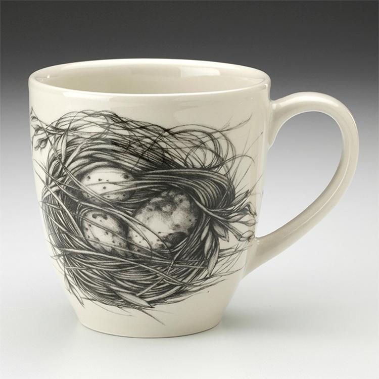 Laura Zindel Mug-Quail Nest