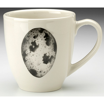 Laura Zindel Mug-Quail Egg