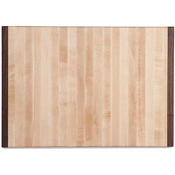 Maple and Walnut Carving Boards