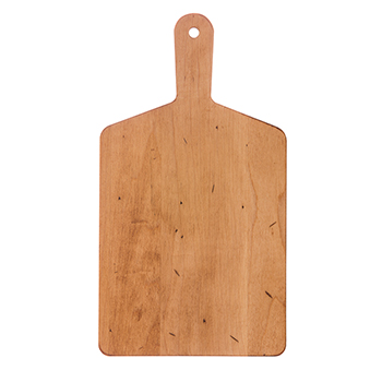 Maple Artisan Rectangle Handle Cheese Board