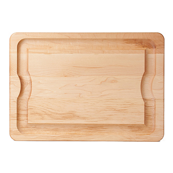 Maple BBQ Carving Board