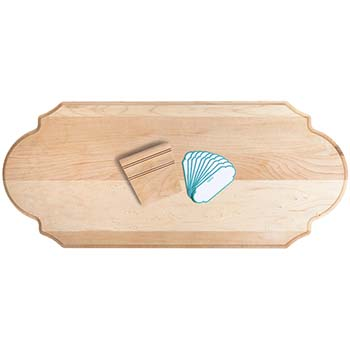 Maple Bread & Cheese Board Server