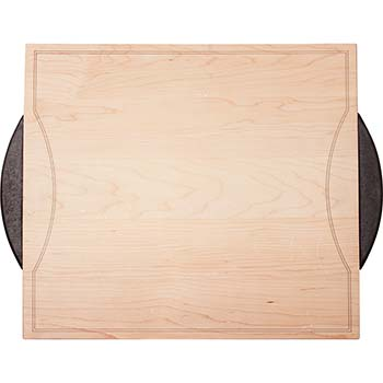 Maple Cheese Board Server - Square