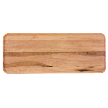 Large Maple Appetizer Plate