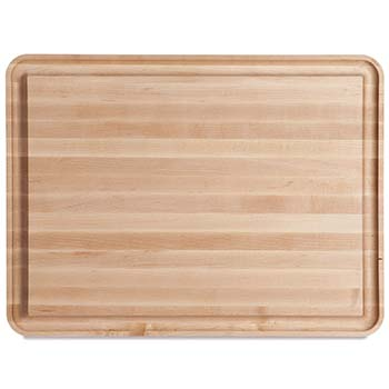Maple Edge Grain Butcher Block Board