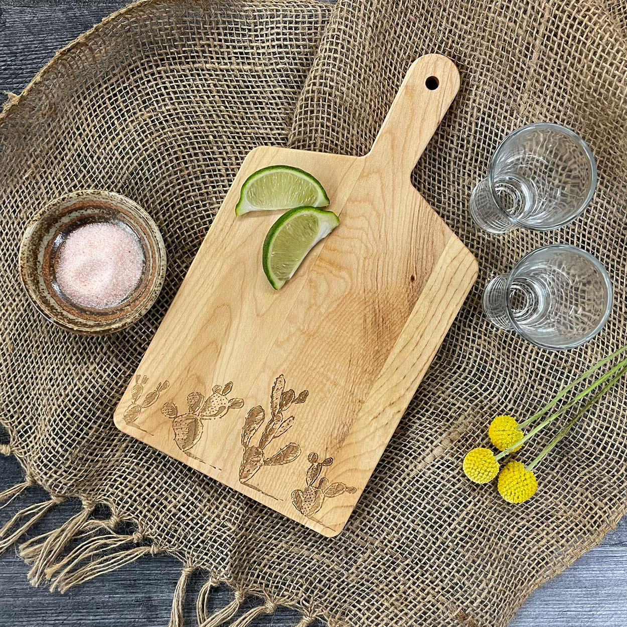 Illustrated Serving Boards-Regional Graphics