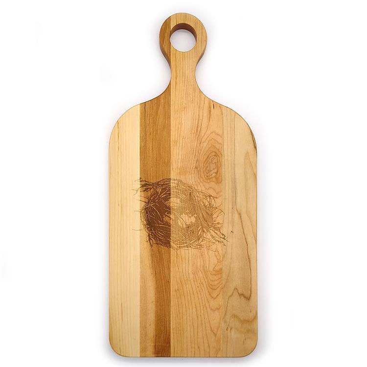 Maple Large Paddle Board-Quail's Nest