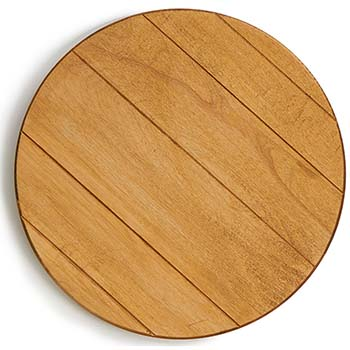 Maple Lazy Susan