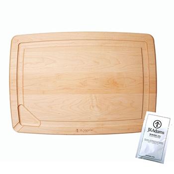 Maple Reversible Pour Spout Carving Board - PSB-MAPLE