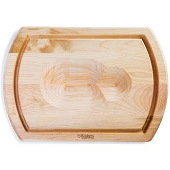 Maple Reversible Carving Board