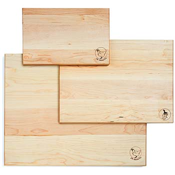Maple Reversible Prep Board