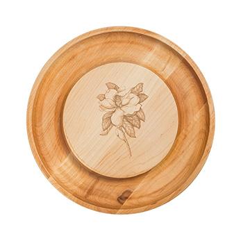 Maple Round Cheese Board-Magnolia