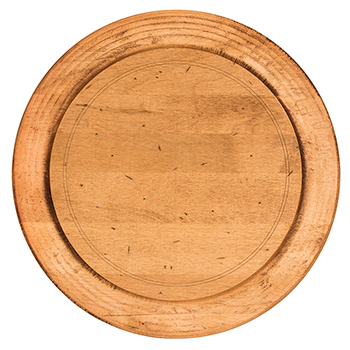 Maple Round Serving Board