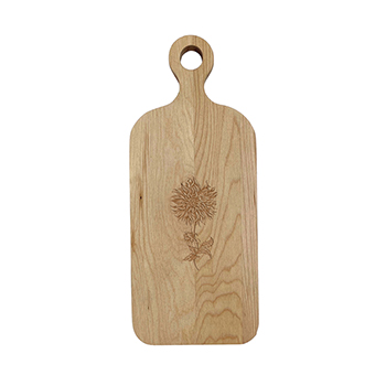 Maple Small Paddle Board-Dahlia