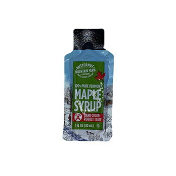 Maple Syrup 1 oz. Pouch