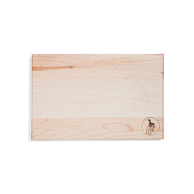 Maple Reversible Prep Board-Small