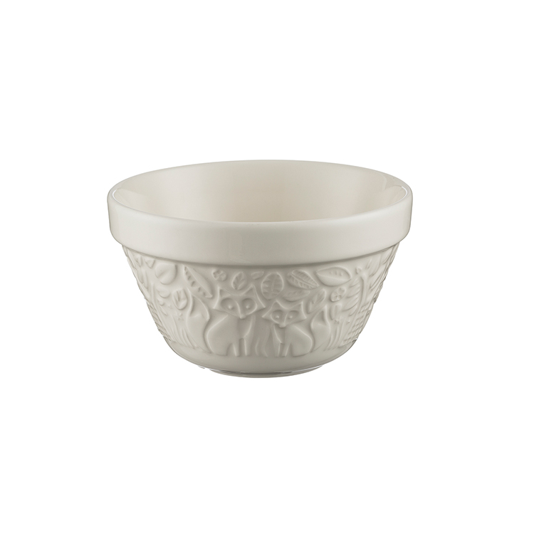 Mason Cash In the Forest .95 qt Fox Mixing Bowl
