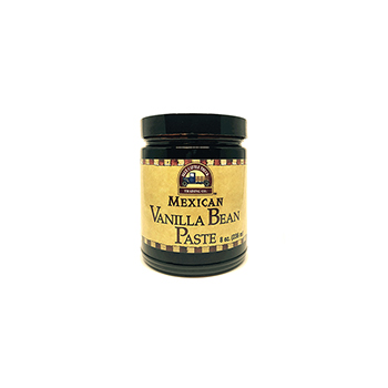 Mexican Vanilla Bean Paste - BCT-8OZ
