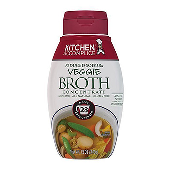 Veggie Broth Concentrate