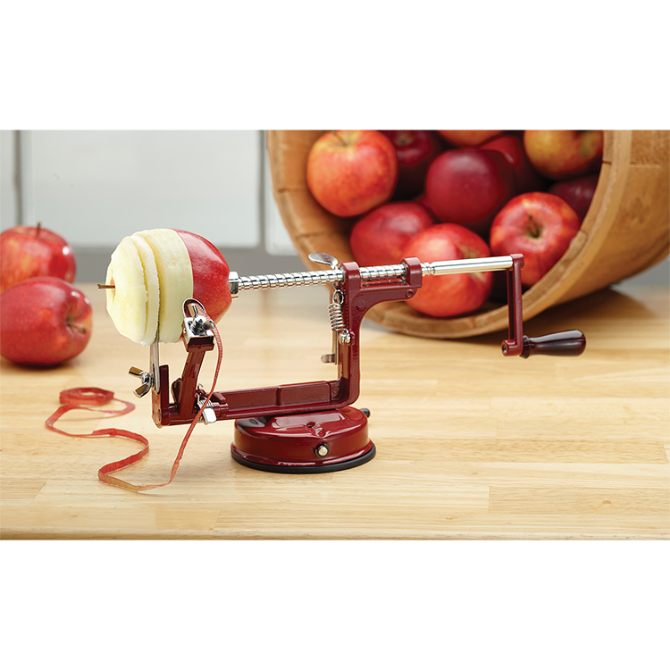 Apple Peeling Machine