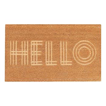 Doormat-Hello