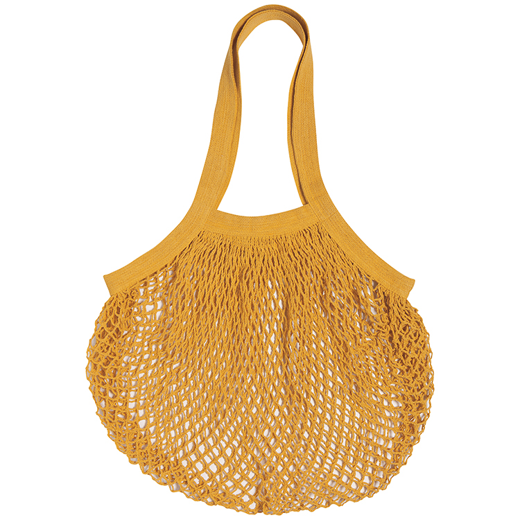 Le Marché Shopping Bag-Gold