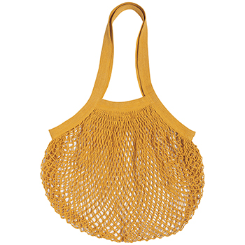 Le Marché Shopping Bag-Gold