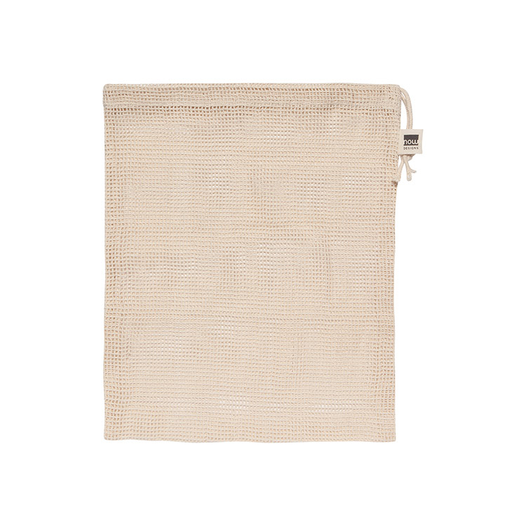Produce Bags-Natural set of 3