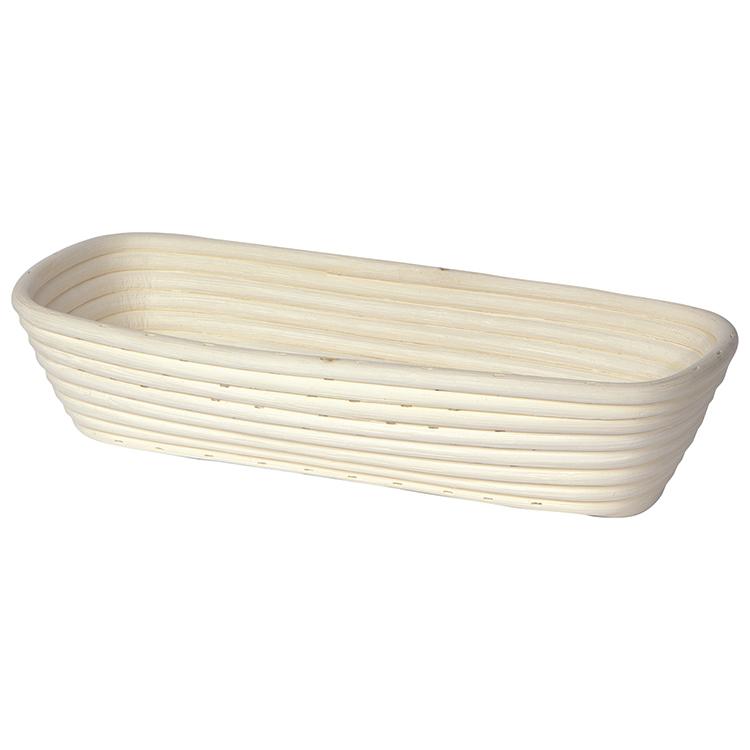 Rectangular Banneton Bread Proofing Basket