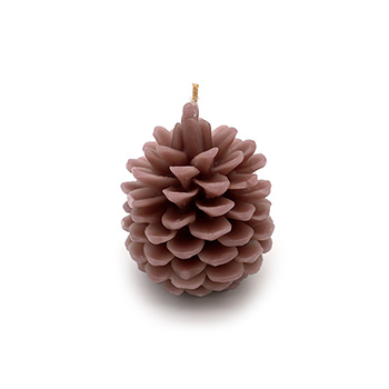 Pinecone Candle-Small - TAB-721-10526