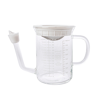 Catamount Glass 2 Cup Fat Separator - PREP-FS25342