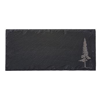 Rectangle Slate Serving Board-Fir - VSR-1205-FIR