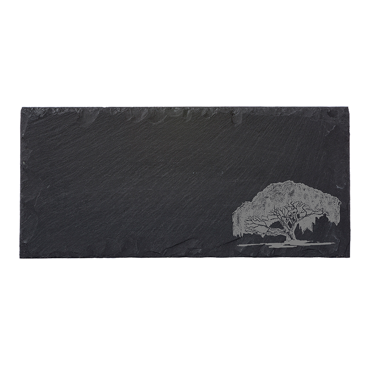 Rectangle Slate Serving Board-Willow