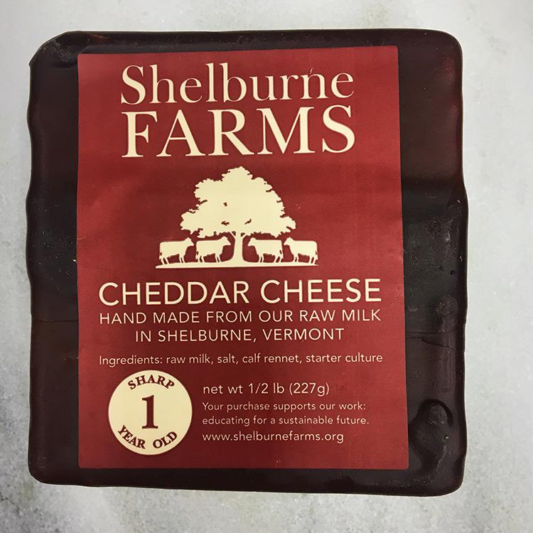 Shelburne Farm Cheddar-1 year