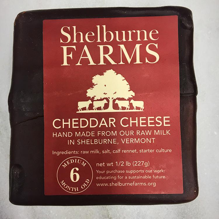 Shelburne Farm Cheddar-6 month