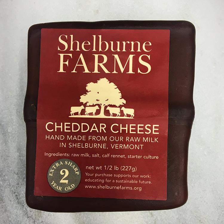 Shelburne Farm Cheddar-2 year