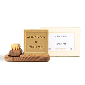 Heritage Soap and Nail Brush Gift Set